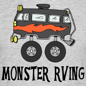 monstre Rving - T-shirt Homme