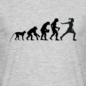 Fitness evolution - Men's T-Shirt