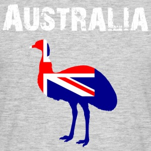Nation-Design Australia 02 - Herre-T-shirt