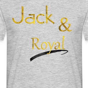 Jack & Royal - T-shirt Homme