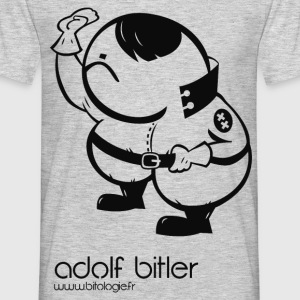 ADOLF Bitler - Men's T-Shirt