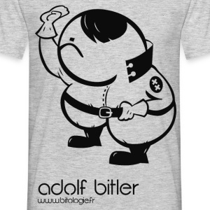 ADOLF Bitler - T-shirt herr