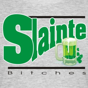 Irish Slainte - T-skjorte for menn