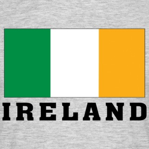 Ireland Flag - Men's T-Shirt