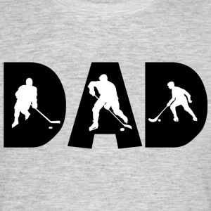Hockey Dad - T-shirt Homme