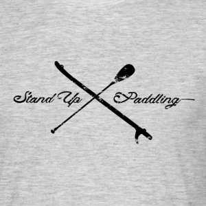 Stand Up Paddling - Cross - T-shirt Homme