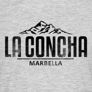 La Concha | Branded clothing from Marbella - Men's T-Shirt