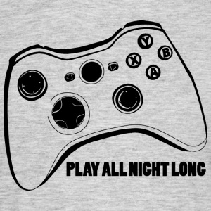 Joystick-Gamer - Men's T-Shirt