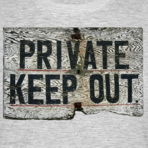 PRIVATE - Men's T-Shirt