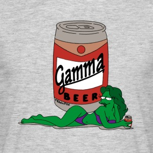 Gamma_beer_gif - T-shirt Homme