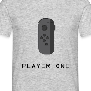 ¿Ready Player One? - T-shirt herr