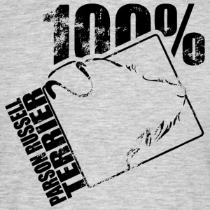 100 TERRIER PASTEUR RUSSELL - T-shirt Homme