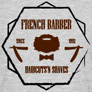 FRENCH BARBER - T-shirt Homme