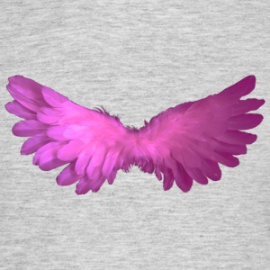Angel Wings - T-shirt herr