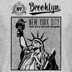New York · Brooklyn - Herre-T-shirt