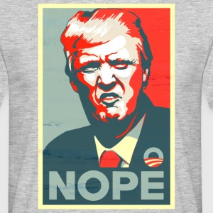 NOPE - Men's T-Shirt