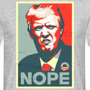 NOPE - Mannen T-shirt