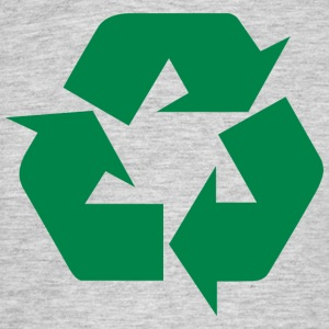 Earth Day Recycle - Männer T-Shirt