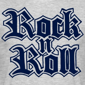Rock n Roll - T-shirt Homme