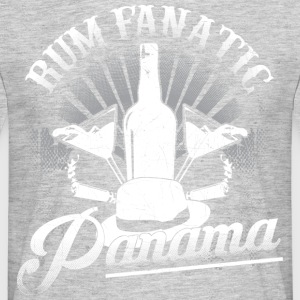 T-shirt Rum Fanatique - Panama - T-shirt Homme
