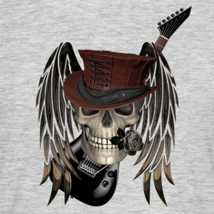 Metal patch - Mannen T-shirt