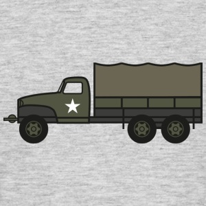 US Army 2 1-2 ton Truck - Men's T-Shirt