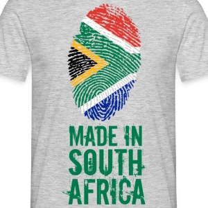 Made In Sydafrika / Sydafrika - T-shirt herr