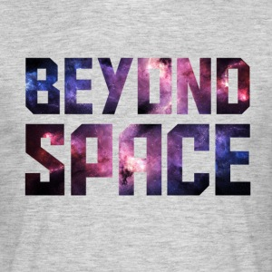 bortom Space - T-shirt herr