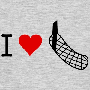 innebandy Shaft - T-shirt herr