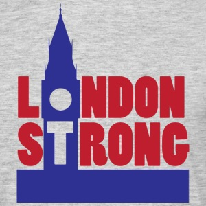 London Strong I - Men's T-Shirt