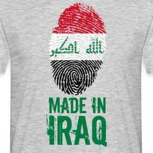 Fabriqué en Irak / Made in Iraq العراق - T-shirt Homme