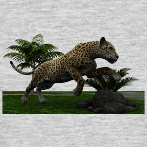 Wild cat jaguar - Men's T-Shirt