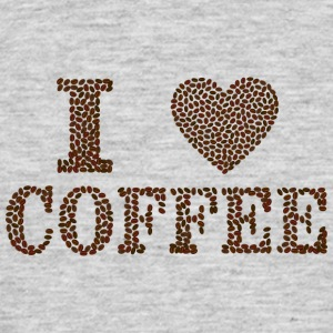 Isle of Coffeelover - Men's T-Shirt