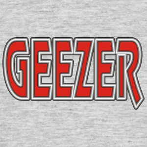 Retired GEEZER - Männer T-Shirt