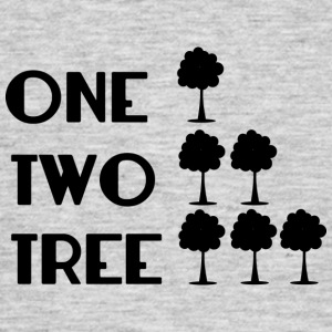 ONE-TWO-TREE-SF - Men's T-Shirt