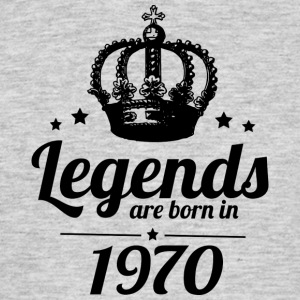 Legends 1970 - Men's T-Shirt