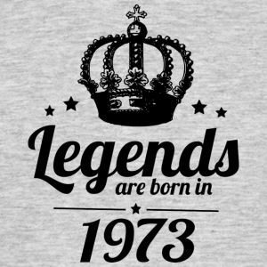 Legends 1973 - Men's T-Shirt