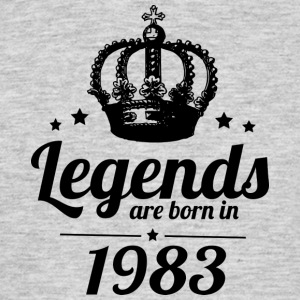 Legends 1983 - T-shirt herr