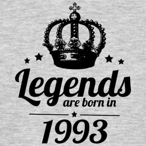 Legends 1993 - Männer T-Shirt