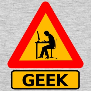 Attention Geek ! - T-shirt Homme