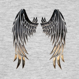 Angelwings - T-shirt herr