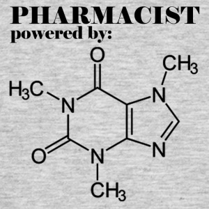 Pharmazie / Apotheker: Pharmacist powered by - Männer T-Shirt