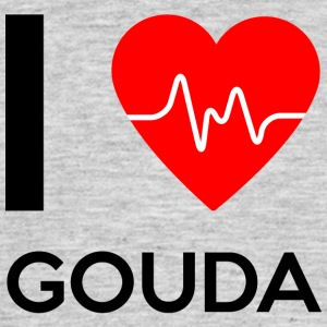 I Love Gouda - I love Gouda - Men's T-Shirt