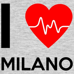 I Love Milano - I Love Milano - Men's T-Shirt