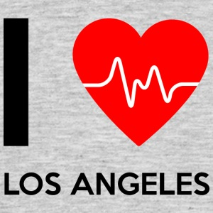I Love Los Angeles - I love Los Angeles - Men's T-Shirt