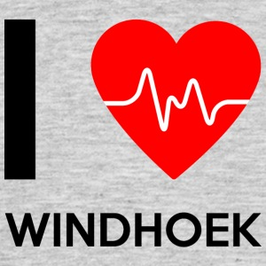 J'aime Windhoek - I Love Windhoek - T-shirt Homme