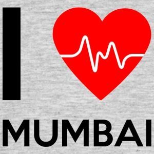 I Love Mumbai - I Love Mumbai - Men's T-Shirt