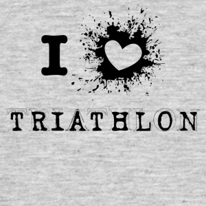 ILove Triathlon - Men's T-Shirt