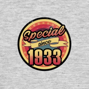 Gift for the 84th birthday - vintage 1933 - Men's T-Shirt