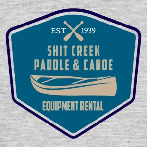 Up A Creek Without A Paddle - T-shirt Homme